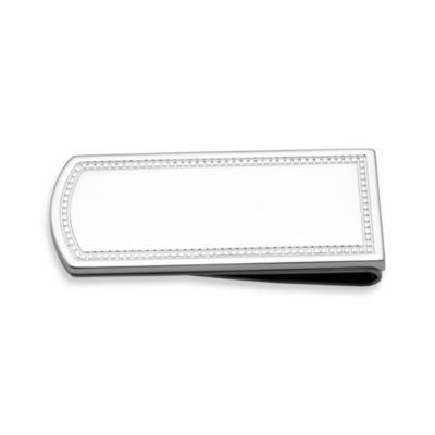 Reed & Barton® Charleston Money Clip