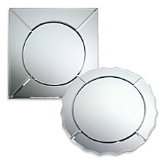 Mirror Charger Plate Collection
