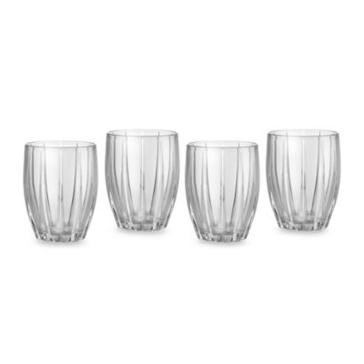 Marquis® by Waterford Omega Double Old Fashioned (Set of 4)