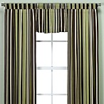 Henley Window Curtain Panels and Valance
