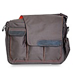 Diaper Dude® Messenger II Diaper Bag in Brown