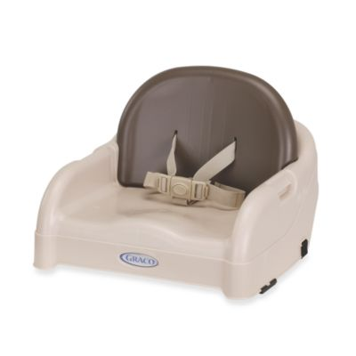 High Chairs > Graco® Blossom™ Booster Seat in Brown