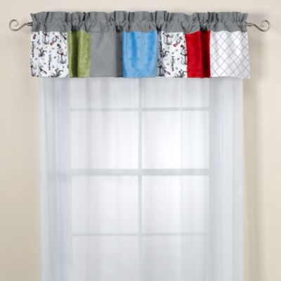 Trend Lab® Dr. Seuss Cat in the Hat Window Valance