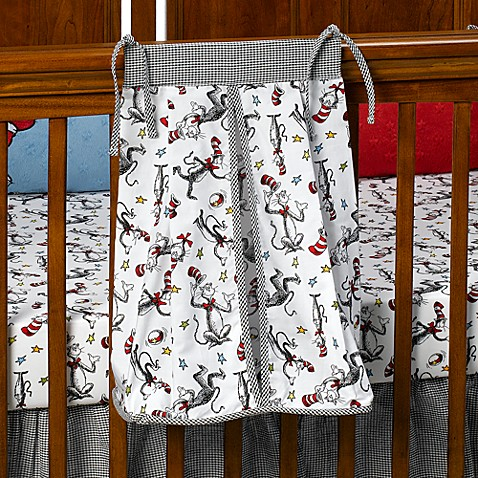 Trend Lab® Dr. Seuss Cat in the Hat Diaper Stacker