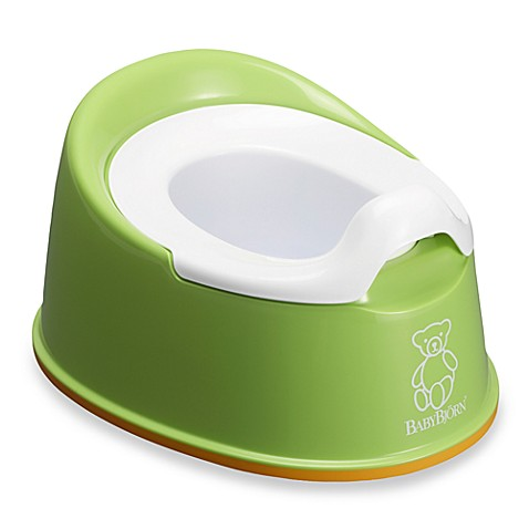 BABYBJORN® Smart Potty Seat in Green