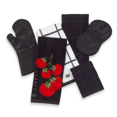 Calphalon Oven Mitt in Black