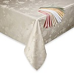 Spring Meadow Damask Napkin (Set of 4)