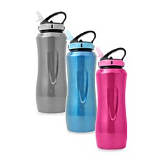 Cool Gear Waterville 32-Ounce Water Bottle, BPA Free