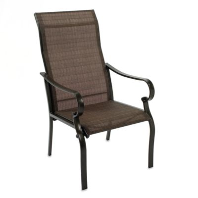 Bronze Sling Chair (Set of 2)