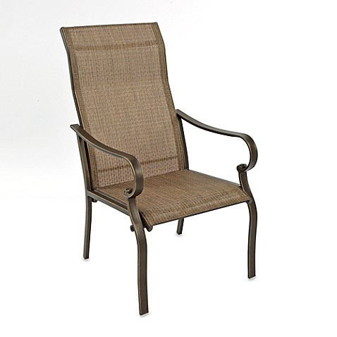 Wheat Sling Chair (Set of 2)