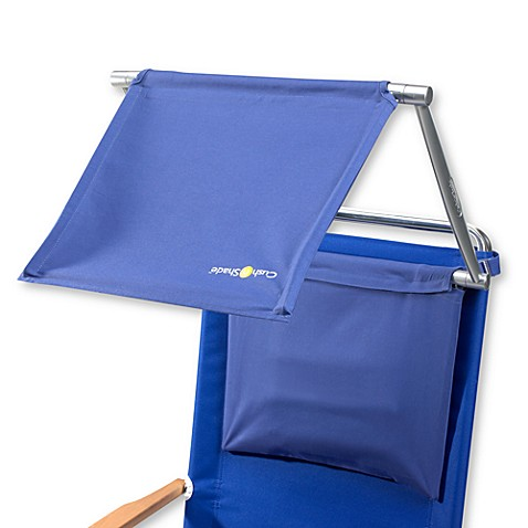 Cush n Shade® Portable Cushion and Sunshade