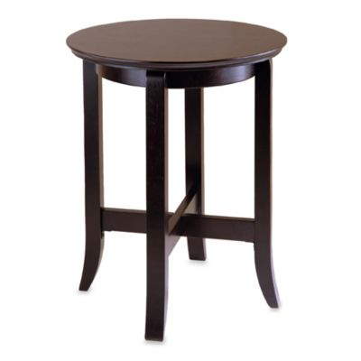Toby Round End Table