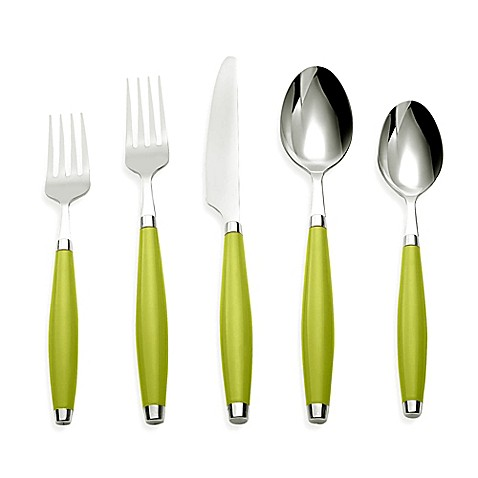 Fiesta® by Cambridge® Flatware in Lemongrass