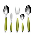 Cambridge® Silversmiths Fiesta Flatware 5-Piece Hostess Set in Lemongrass