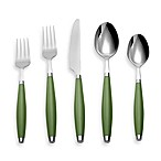 Cambridge® Silversmiths Fiesta Flatware 5-Piece Place Setting in Shamrock