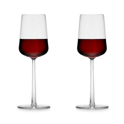 Iittala® Essence 15-Ounce Red Wine Glasses (Set of 2)