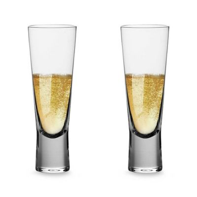 Iittala Set of 2 Champagne Glass