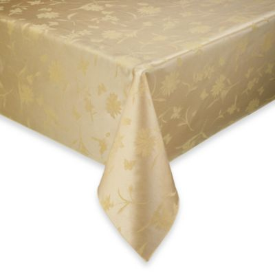 Spring Meadow Damask Napkin in Butter (Set of 4)