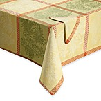 Tommy Bahama® Home Pineapple Jacquard Tablecloth and Napkin, 100% Cotton