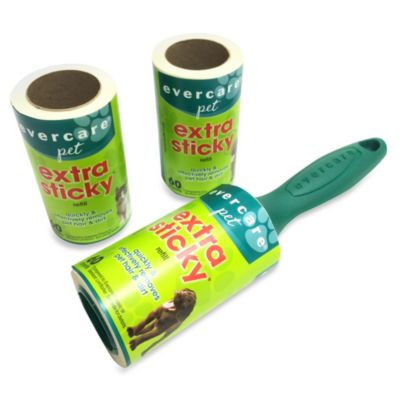 Evercare Pet Hair Lint Roller Bonus Pack (2 Refills)