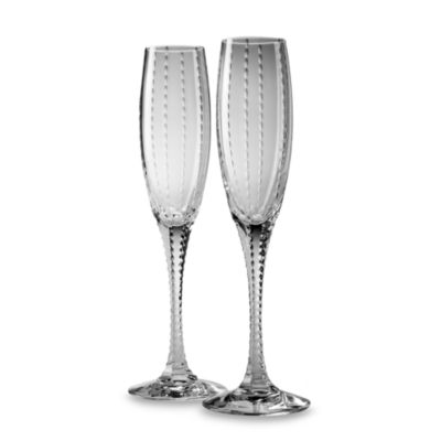 Faberge Champagne Flutes (Set of 2)