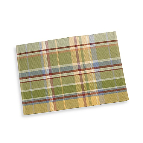 Oakville oversized placemat desert bed bath beyond for Oversized placemats
