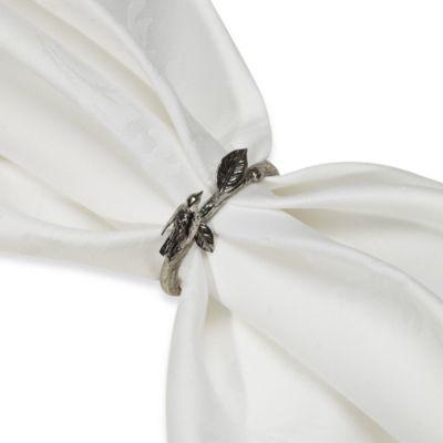 Simply Fine Lenox® Chirp Napkin Rings (Set of 4)