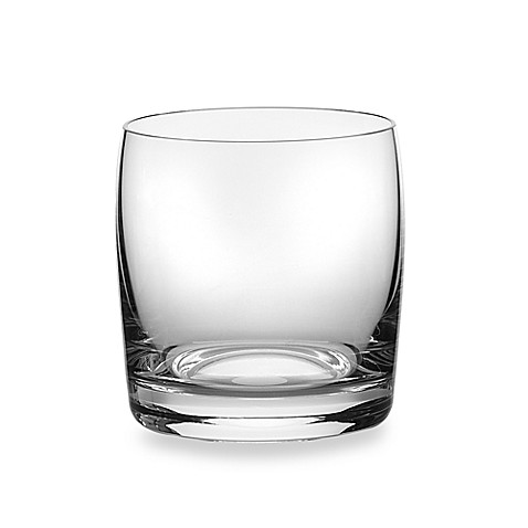 Nachtmann Crystal Vivendi 11 1/8-Ounce Double Old Fashioned Glasses (Set of 6)