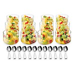 Libbey® Just Dessert 25-Piece Dessert Serving Set
