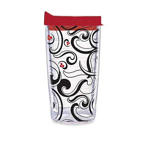 Tervis® Berry Swirl 16 oz. Wrap Tumbler with Lid