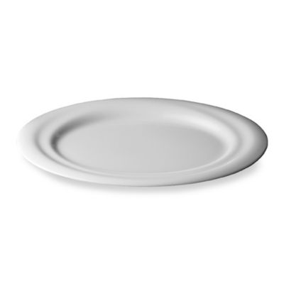 Microwave Safe Oval Plate