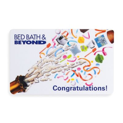 Congratulations Gift Card $50.00