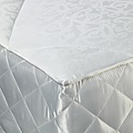 Jacquard Scroll Mattress Pad