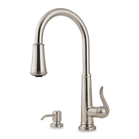 Price Pfister Ashfield Pull Down Kitchen Faucets Bed Bath Beyond