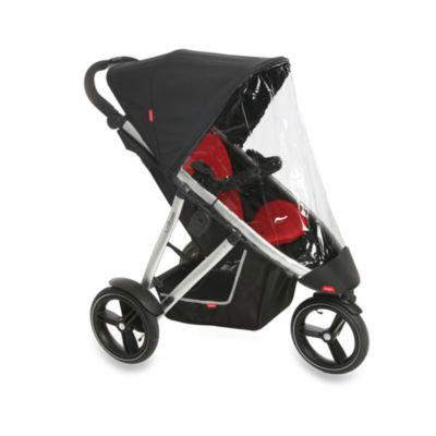 phil&teds® Vibe Single Stroller Rain Cover