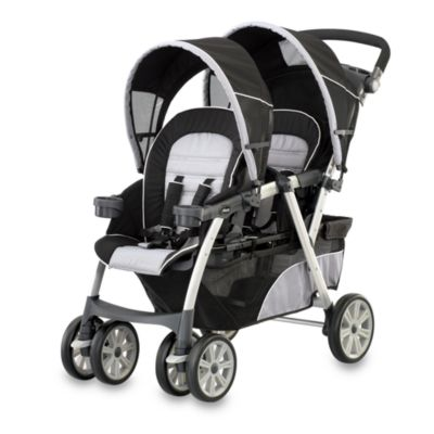 Strollers > Chicco® Cortina® Together™ Double Stroller in Romantic™