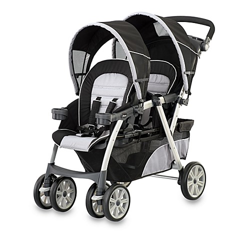 chicco cortina together double stroller in romantic buybuy baby. Black Bedroom Furniture Sets. Home Design Ideas