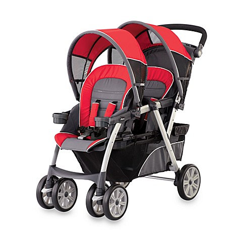chicco fuego cortina together double stroller bed bath beyond. Black Bedroom Furniture Sets. Home Design Ideas