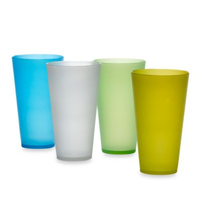 Polypropylene Highballs (Set of 4)