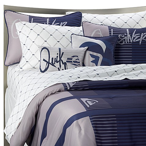 Quiksilver Double Side 9-Piece Queen Complete Room ... Quiksilver Bedding Queen