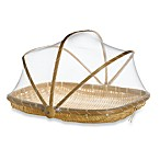 Bamboo Food Tent