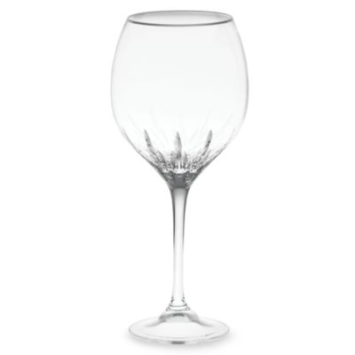 Vera Wang Wedgwood® Duchesse Platinum Crystal 20-Ounce Goblet