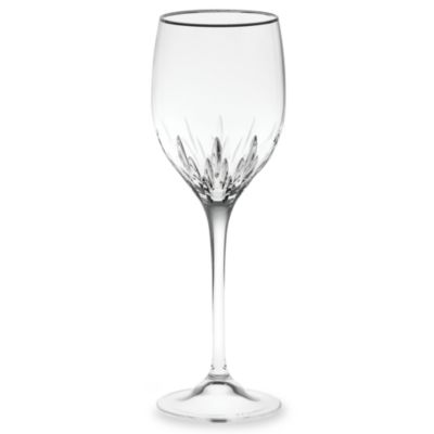 Vera Wang Wedgwood® Duchesse Platinum Crystal 14-Ounce Wine Glass