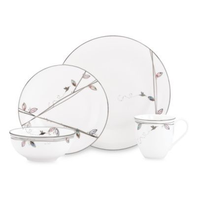 Lenox® Silver Song 4-Piece Place Setting