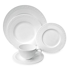 Villeroy & Boch White Pearl 5-Piece Place Setting