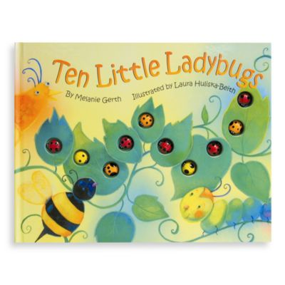 Ten Little Ladybugs Board Book