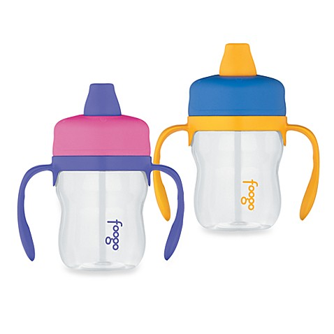 Thermos Foogo® Phases™ Tritan 8-Ounce Sippy Cup