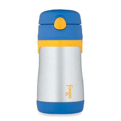 Thermos® Foogo® Phases™ 11-Ounce Straw Bottle BPA Free in Blue
