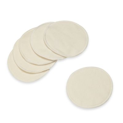 Organic Cotton Nursing Pads (Set of 6)