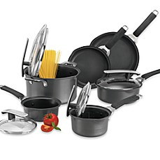 Pyrex® Aluminum Non-Stick 10-Piece Cookware Set and Open Stock